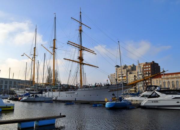 Ostende, la perle de la côte